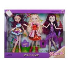 Дети 11-дюймовый пластиковый мода игрушки куклы для продажи (10226287)