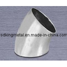 Stainless Steel Sch20 45 Long Radius Elbow