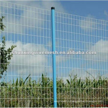 PVC coated welded holland wire mesh