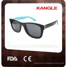 gafas de sol de madera ligeras y cómodas