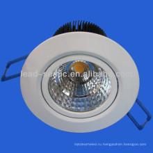 12w cob led downlight 270v