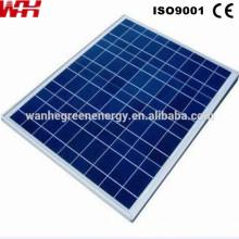 Módulos fotovoltaicos solares personalizados para sistema de energia solar