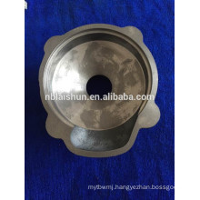 iron casting pulley wheel