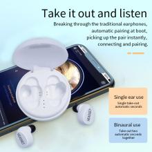Earbuds Touch Operation Fone de ouvido sem fio