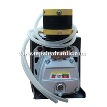 High pressure electric kompressor portable compressor pump