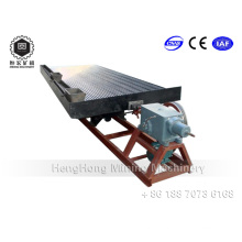 Gravity Metallic Ore Dressing Equipment Gold Mining Machine Gold Shaking Table