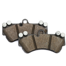 Hot selling best quality Auto brake pad for toyota/mazda/BMW