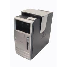 Soporte de CPU de metal soporte de CPU ajustable para oficina