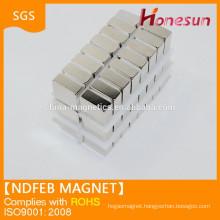 N52 china mmm 100 mmm block neodymium magnet