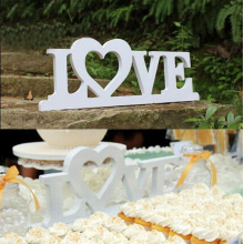 Love Letter Decoration for Wedding