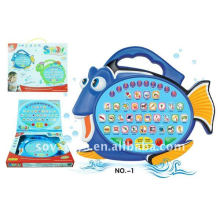 Trolltech animal english intelligent learning machine toy