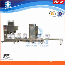 Automatic Adhesive Filling Machine with Conveyor Belt
