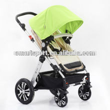 Baby Stroller with Sleeping Basket