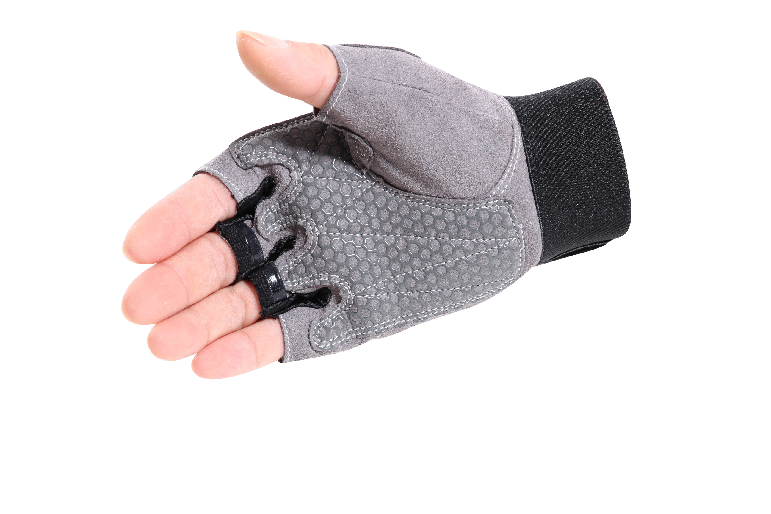 professional half finger adults gloves