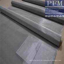 AISI SUS 304 316 tela metálica ultra fina de acero inoxidable para placa de circuito