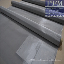 AISI SUS 304 316 ultra fine stainless steel woven metal fabric for Circuit board