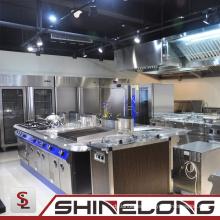 Todo tipo de equipo de cocina de acero inoxidable para restaurante o hotel en venta