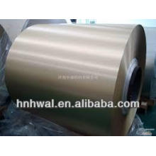 Roller Coating Aluminum Coil for decoration