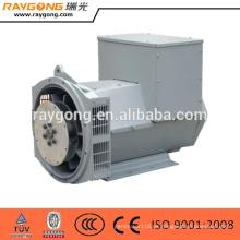 250KVA 200KW trifásico AC alternador sin cepillo sincrónico