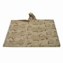 Military Poncho, Customized Sizes and Colors are Accepted