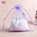 Good quality printed organza jewelry bag