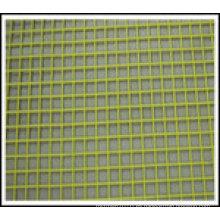"""1 """"X1"""" Panel de malla de alambre soldado con revestimiento de vinilo"""