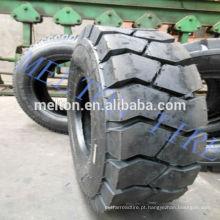 borracha industria pneu de empilhadeira 23x9-10 Garantido pneu da indústria de qualidade