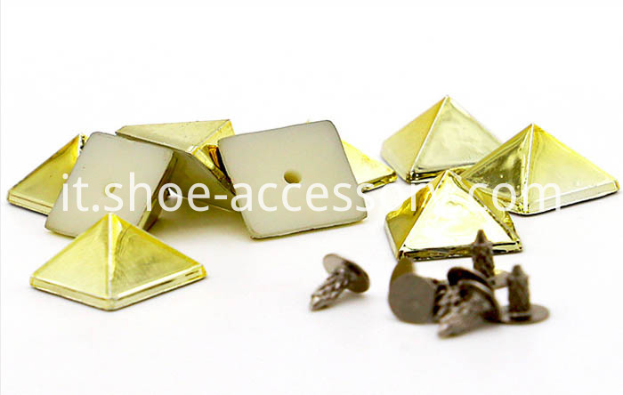 Gold ABS Rivets