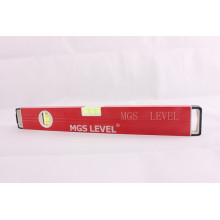 Aluminum Box Level -700812b (400mm Red)