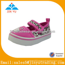 Soft tiny vulcanized baby canvas shoes
