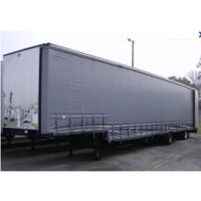Matériau d'auvent en PVC pour couverture de camion