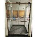 Porte en verre de douche avec le grand rouleau d'acier inoxydable (SD-502)