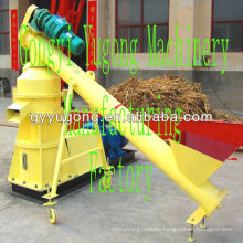 Yugong brand sawdust pellet making machine