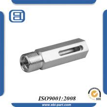 Brida roscada personalizada de alta calidad para el ajustador de tubos