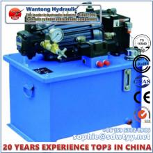 Série hidráulica personalizada Yz da estação do cilindro