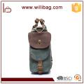 Crossbody Handbag Vintage Leather Messenger Bag Men