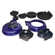 Polyurethane Pump Spare Parts