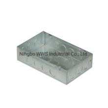 Galvanized Steel Module Metal Box, Junction Box