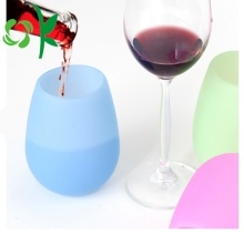 Silicone Flexible Coffee Wine Cup Unbreakable Wholesale