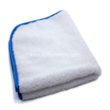 Microfibre Towel Cloth for Auto Window Glass Cleaning