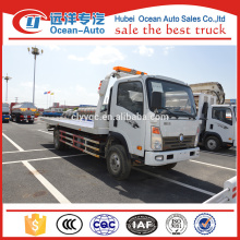 Sinotruk Heavy Duty 4 ton Towing Wrecker Truck Rescue Truck