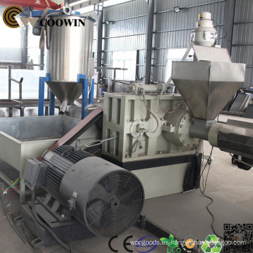 Línea de producción del tablero de la espuma de la corteza de la máquina / del PVC de la espuma del tablero del PVC