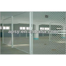 /Wire Mesh Fence/Warehouse isolation network/Workshop separation fence