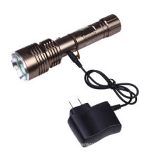 Self Defense Head 5 Modes LED Flashlight (T46)