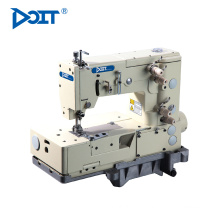 DT1302-4W Flat bed double chain stitch picot industrial sewing machine