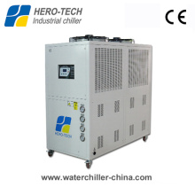 28*10^3kcal/H Heating and Cooling Air Cooled Scroll Chiller for Injection Molding Machine