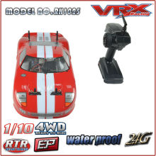 1:10 scale rc drift car ,electric powered rc model car from China,4wd rtr vrx racing drift car