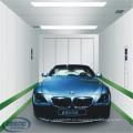 Ascensor auto residencial del coche del garaje del elevador del edificio comercial de la carga auto