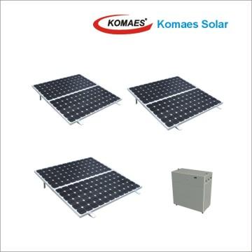 Sistema solar de painel solar 1kw com Certificado TUV IEC Mcs CE Cec Inmetro Idcol Soncap