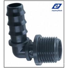 Moulage / moulage en plastique de tuyau d'égouttoir d'eau